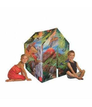 Детская игровая палатка Five Stars Дом динозавров