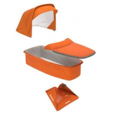 Комплект Greentom Upp Carrycot (С) ORANGE (Оранжевый)