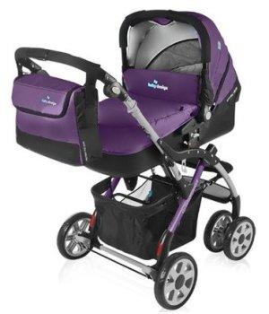 Универсальная коляска 2 в 1 Baby Design Sprint Plus 2012 06