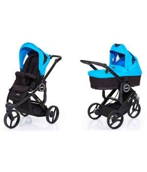Универсальная коляска 2 в 1 ABC design Cobra Plus Water 2016 (шасси black)