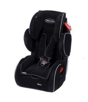 Автокресло Baby Safe Space Premium black