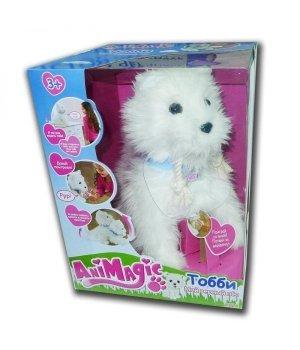 Интерактивная игрушка Тобби - мой верный пес AniMagic
