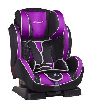 Автокресло Caretero Diablo XL + 2014 purple