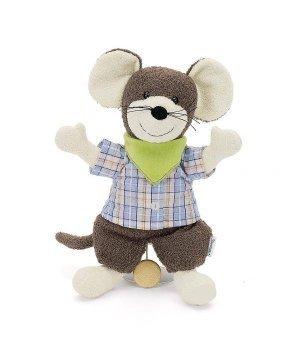 Мягкая музыкальная игрушка Sterntaler Мышка