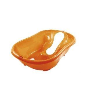Ванночка для купания OK Baby Onda Evolution оранжевый