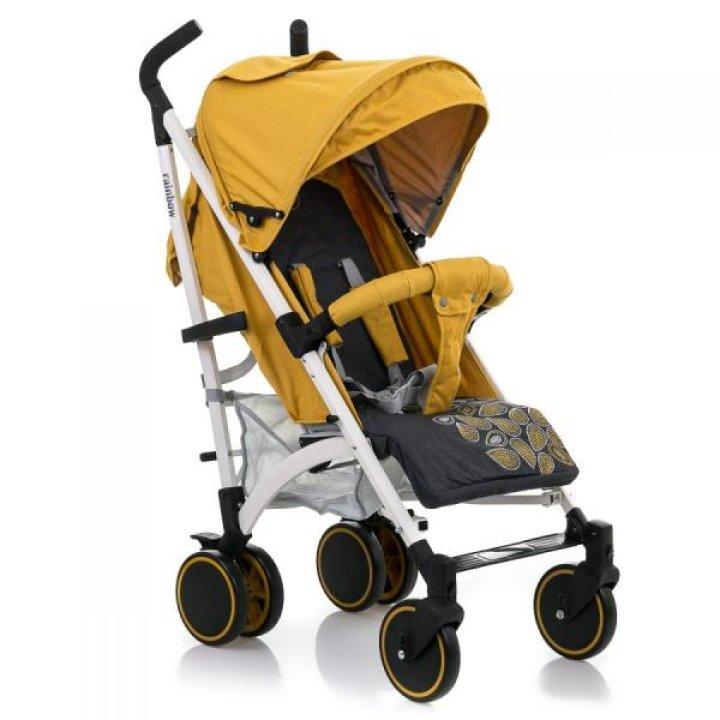 Прогулочная коляска трость Babyhit Rainbow (D200) Ocher