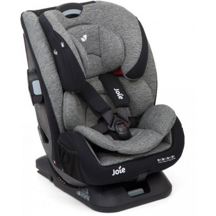 Автокресло Joie Every Stage FX Isofix Two Tone Black