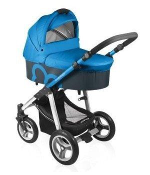 Универсальная коляска 2 в 1 Baby Design Lupo 03