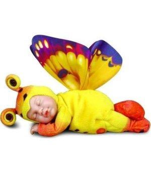 Кукла Anne Geddes Солнечная бабочка (23 см)