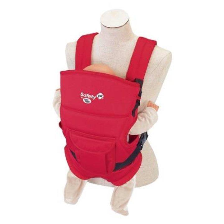 Рюкзак-переноска Safety 1st Mimoso Plain Red