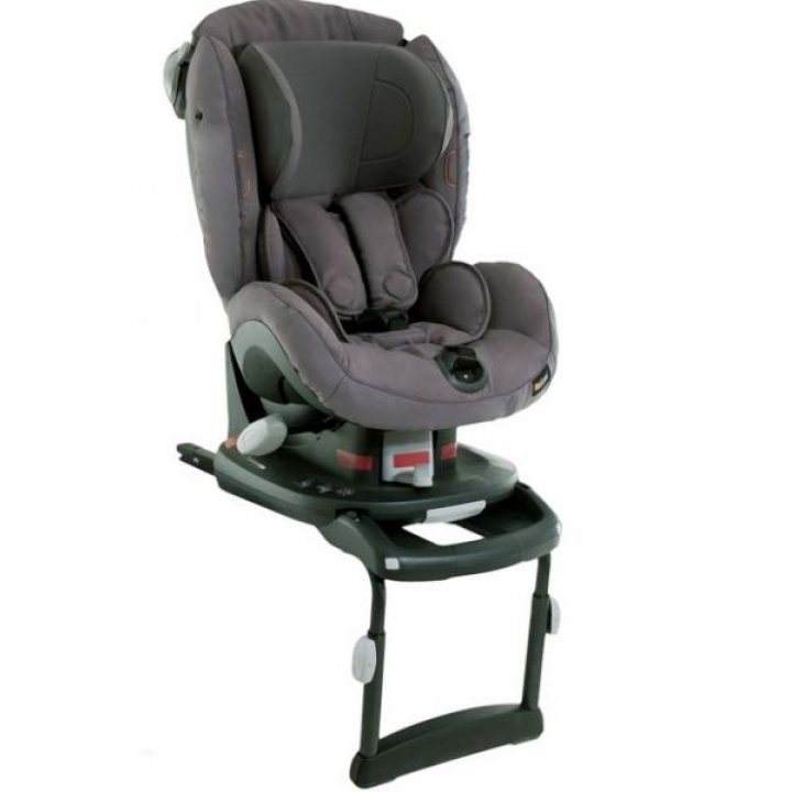 Автокресло BeSafe iZi Comfort X3 Isofix Lava Grey (72)