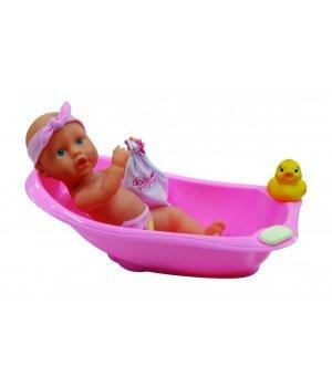 Кукла Dolls World с набором для купания