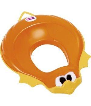 Сидение на унитаз OK Baby Ducka Оранжевый