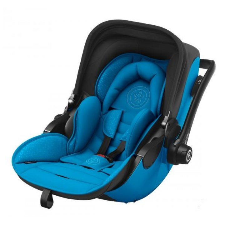 Автокресло Kiddy Evoluna i-Size 2 Summer Blue 2018