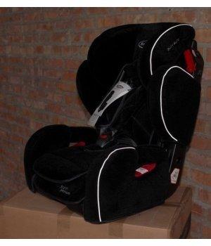 Автокресло Baby Safe Sport Premium черный/велюр