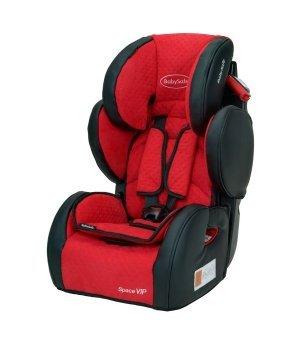 Автокресло Baby Safe Space VIP red