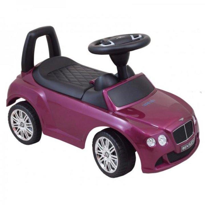 Машинка-каталка Alexis-Babymix Z-326P Bentley Рurple