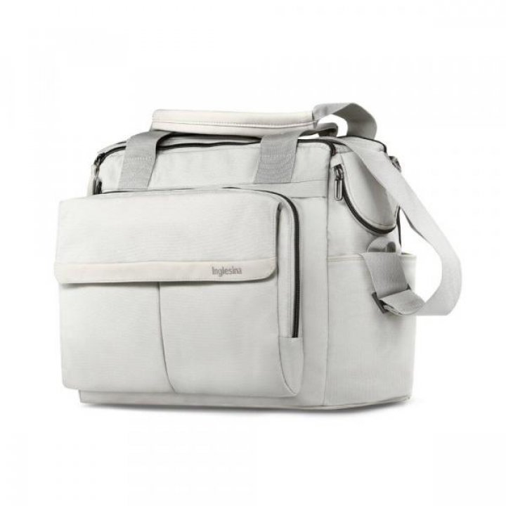 Сумка для коляски Inglesina Aptica Dual Bag Iceberg grey (AX91K0IBG)