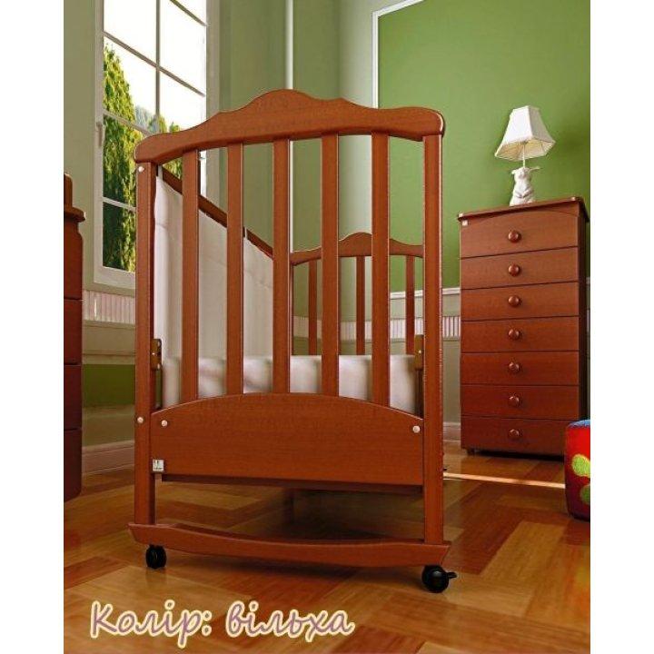 Детская кроватка Верес Соня ЛД10 ольха