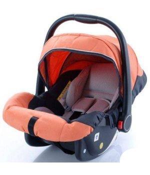Автокресло Baby Point PIONEER PLUS 2009 05 (оранжевый)
