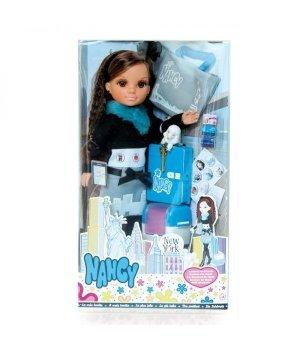 Кукла Nancy Famosa Путешествуя по миру - Нью-Йорк