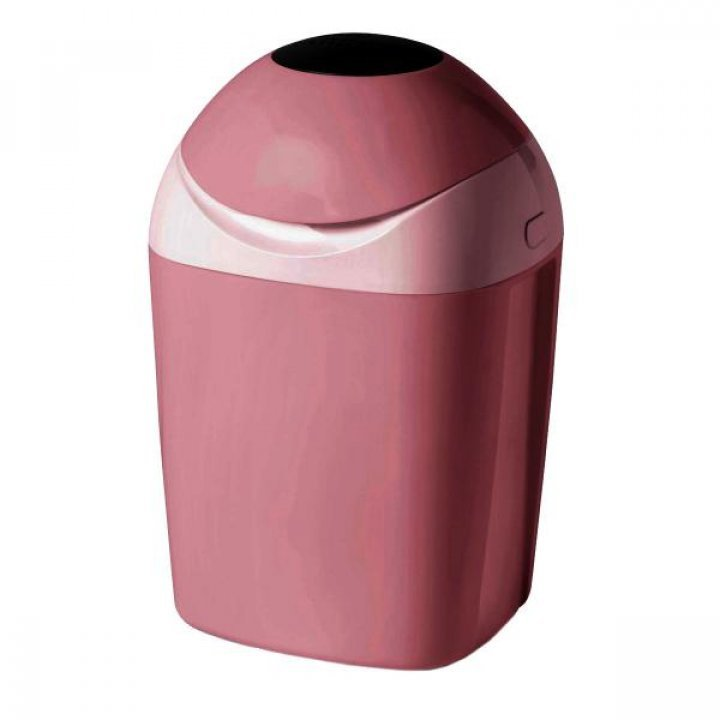 Накопитель подгузников Tommee Tippee Sangenic Tec Розовый (84008801)