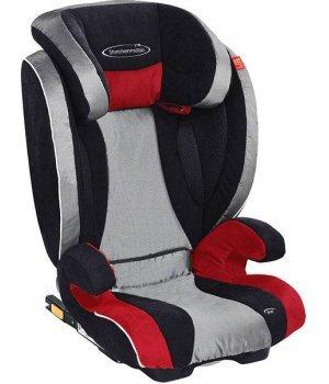 Автокресло STM Ipai SeatFix FreeStyle active-red