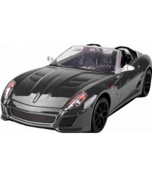 Автомобиль на радиоуправлении MZ Meizhi Ferrari 599 GTO, 1:14 черный