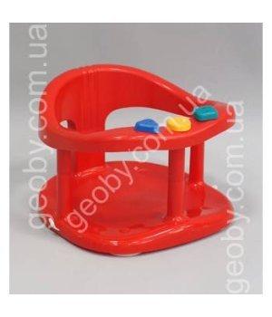 Сидение в ванночку Geoby YZ100 Красный