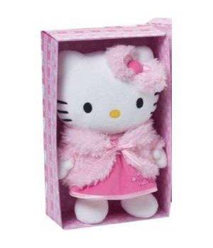 Мягкая игрушка Hello Kitty в пальто 27 см