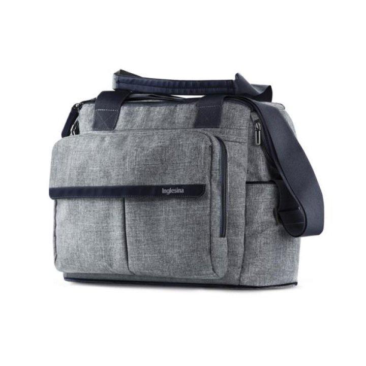 Сумка для коляски Inglesina Aptica Dual Bag Niagara Blue Melange 2018