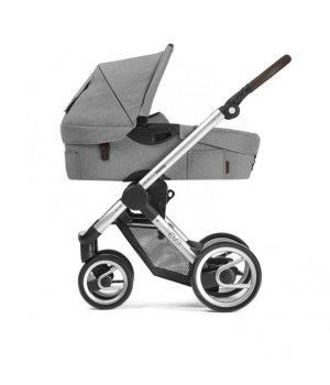 Классическая коляска Mutsy EVO Farmer Mist / Silver Brown