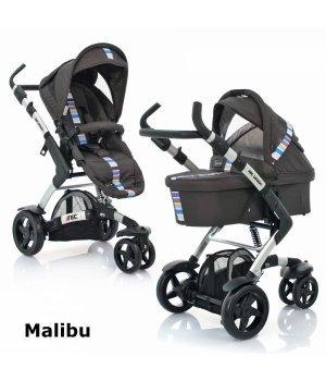Универсальная коляска 2 в 1 ABC design 3 Tec Malibu