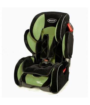 Автокресло Baby Safe Sport Premium 2013 green