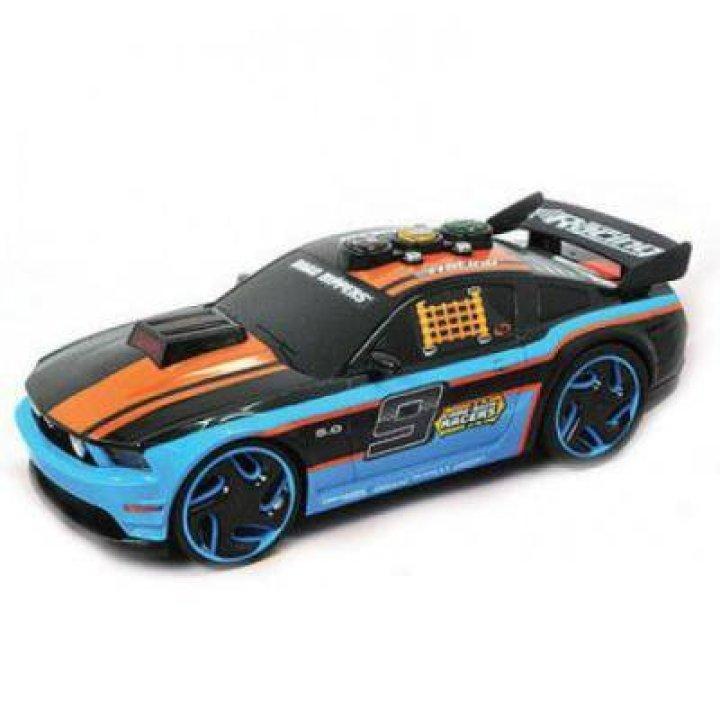 Машинка Toy State Веселые гонки со светом и звуком (33 см) Ford Mustang 5.0