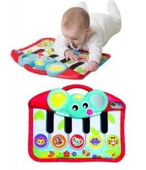 Музыкальная развивающая игрушка Playgro Пианино (0186367)
