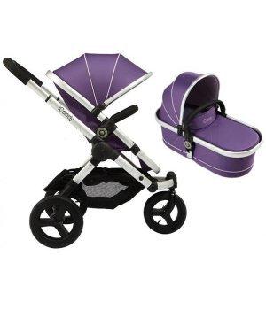 Универсальная коляска 2 в 1 iCandy Peach Jogger Loganberry (Фиолетовая)