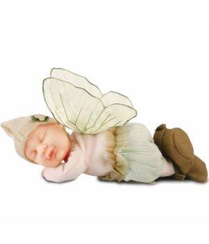 Кукла Anne Geddes Спящий эльф (23 см)