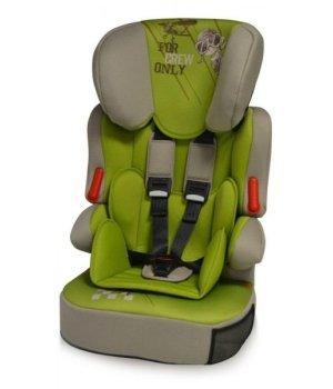 Автокресло Bertoni X-DRIVE PLUS caramel green pilot