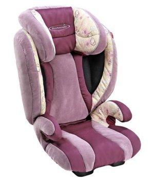 Автокресло STM Ipai FreeStyle Pink-Flower