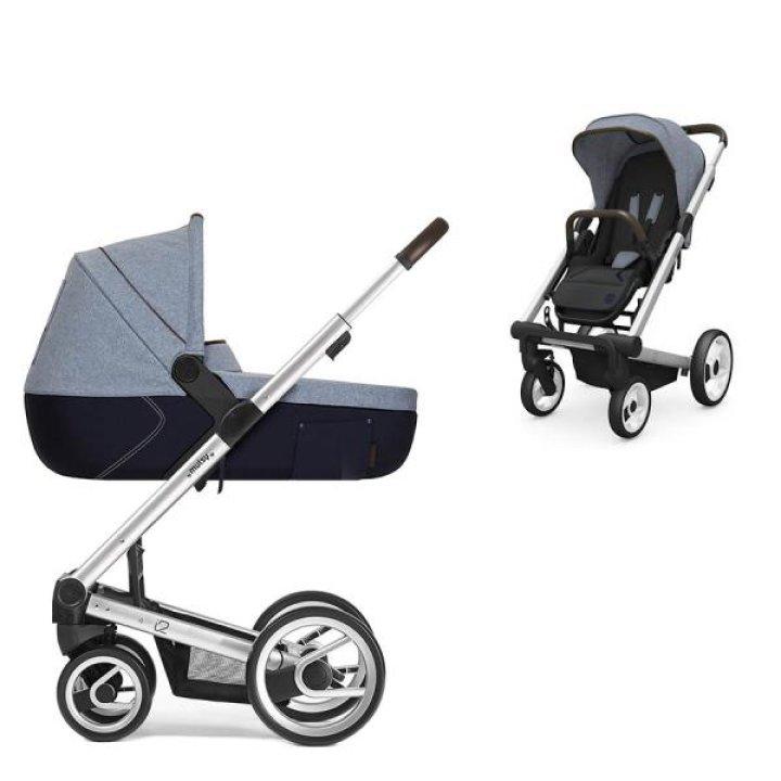 Универсальная коляска 2в1 Mutsy I2 Farmer Sky / Standard