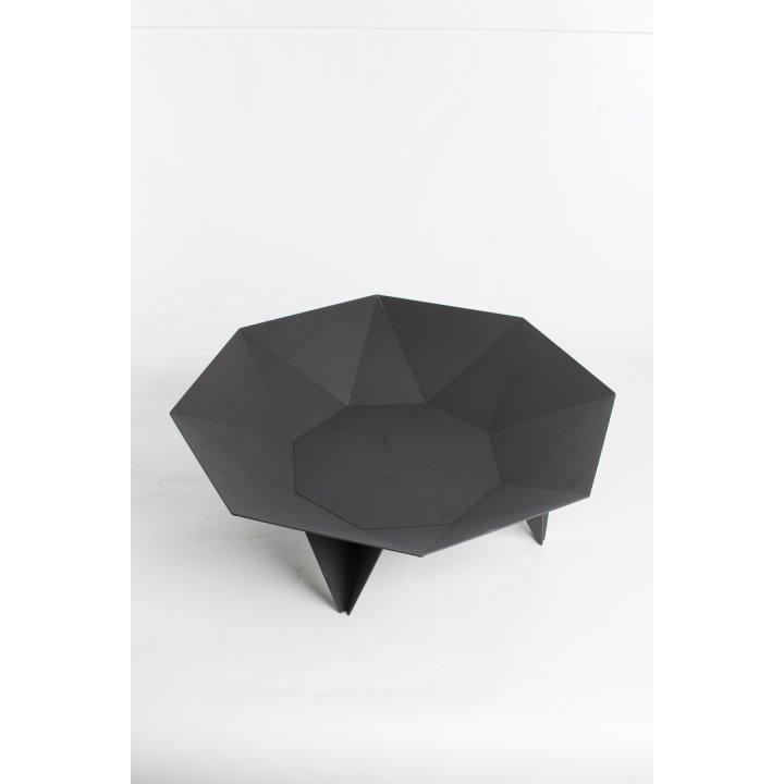 Чаша для костра Penyok Fire Pit 60 см Черный (FP-60)