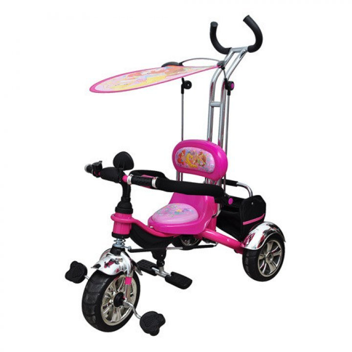Велосипед детский Profi М 5339 Малиновый (intМ 5339)