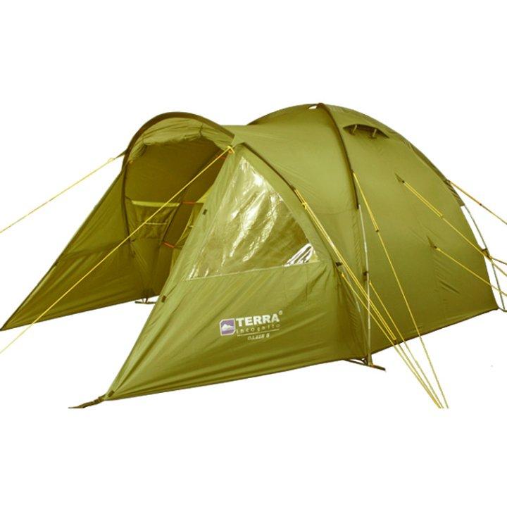 Палатка Terra Incognita Oazis 5 Желтый (TI-01657)