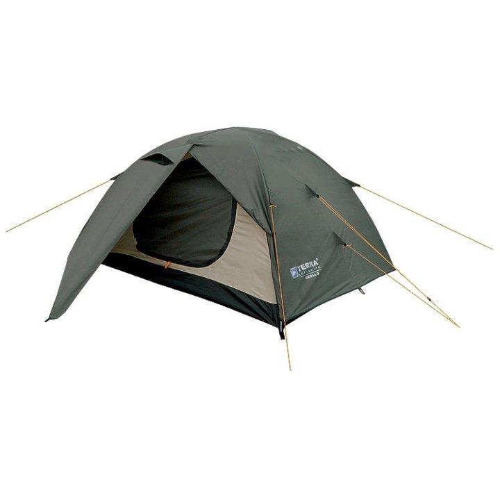 Палатка Terra Incognita Omega 2 Хаки (TI-OME2H)