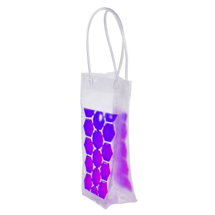 Пакет со льдом для охлаждения напитков Supretto Фиолетовый (55520003)