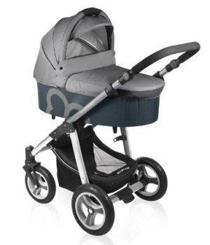 Универсальная коляска 2 в 1 Baby Design Lupo 07
