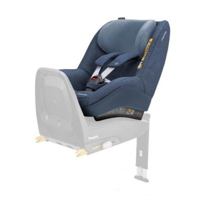 Автокресло Maxi Cosi 2way Pearl Nomad Blue 2018