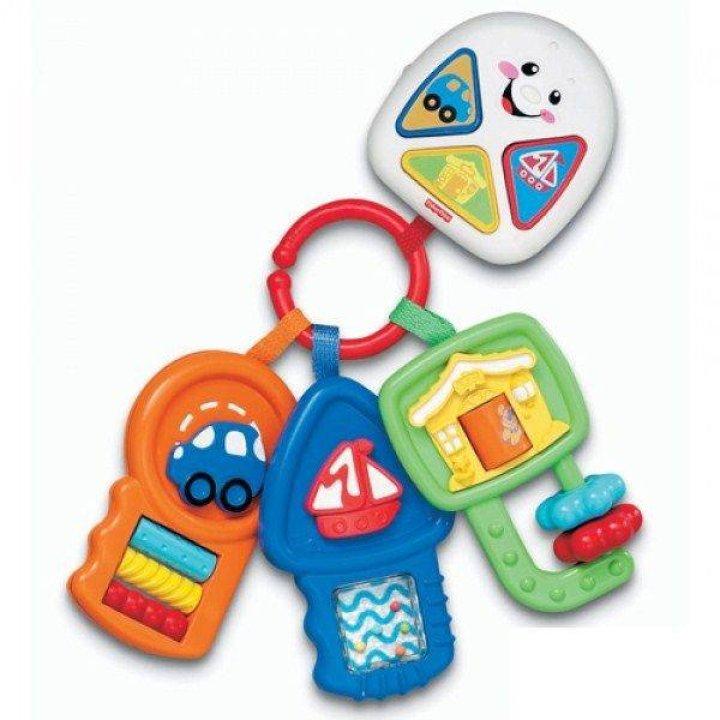 Развивающая игрушка Fisher-Price Умные ключики