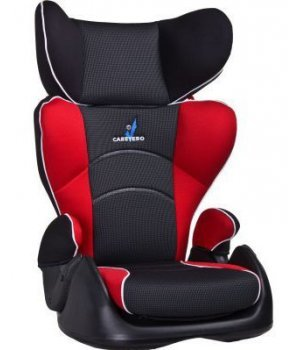 Автокресло Caretero Movilo red